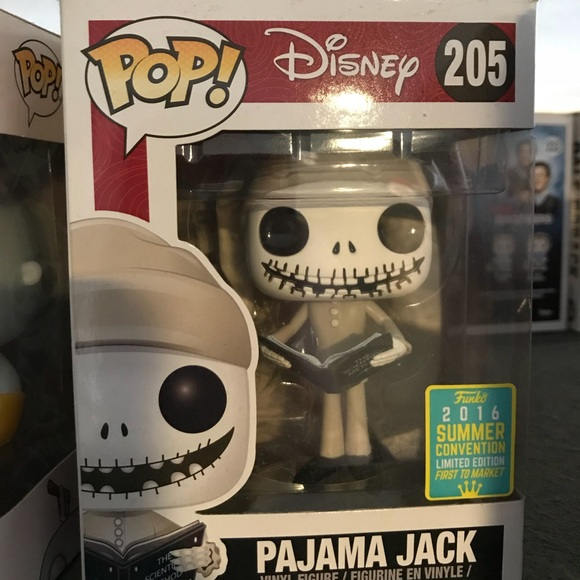🖤NIB Pajama Jack Nightmare Before Xmas Funko Pop